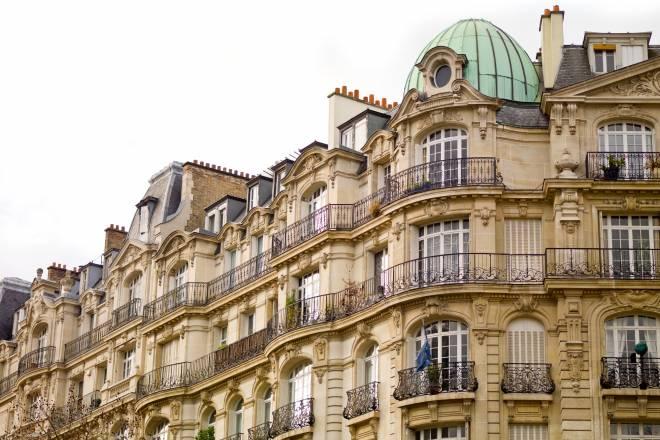 Petite histoire des immeubles Haussmanniens - La Vie en Pierre